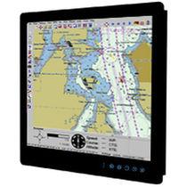 Panel PC per nave / da incasso / resistente alle vibrazioni / senza ventole