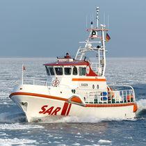 Barca di ricerca e salvataggio entrobordo / autoraddrizzante