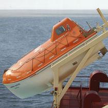 Scialuppa di salvataggio chiusa per navi a caduta libera / per nave