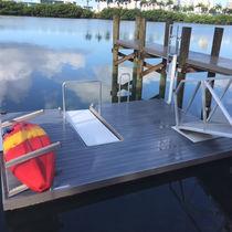 Pontile galleggiante / di ormeggio / per marina / per canoa-kayak