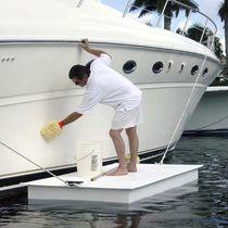 Pontile galleggiante / da lavoro / per marina