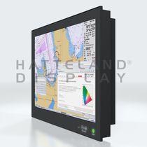 Panel PC per nave / da incasso / compatto