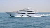 Mega-yacht da crociera / con fly