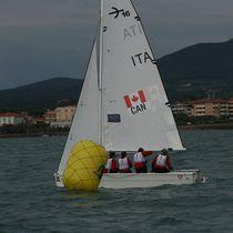 Barca a vela day-sailer / con poppa aperta