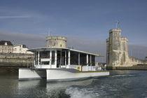 Barca turistica catamarano / elettrica
