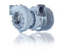 Turbocompressore turbina radiale