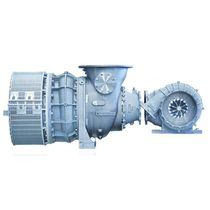 Turbocompressore 2 piani