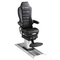 Sedile pilota / per nave / con braccioli / con schienale alto