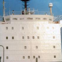 Rivestimento per barca professionale / per nave / topcoat / monocomponente