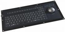 Tastiera per PC per nave / 92 tasti / con trackball