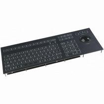 Tastiera per PC per nave / 106 tasti / con trackball