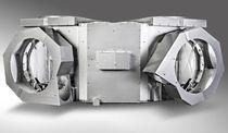 Coibentazione rigida per tubo di scappamento di nave / acustica / termica