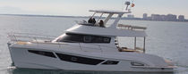 Cabinato catamarano / entrobordo / con fly / con 4 cabine