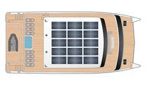 Motor-yacht da crociera / con fly chiuso / IPS