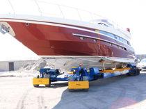 Rimorchio di movimentazione pesante / per cantiere navale / a ruote indipendenti / semovente