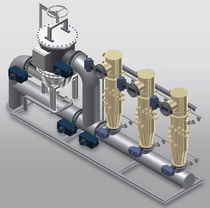 Sistema di trattamento di acqua di ballast / per nave