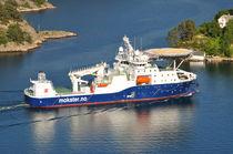 Nave di supporto offshore di supporto