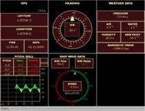 Software di navigazione / di monitoraggio / per nave