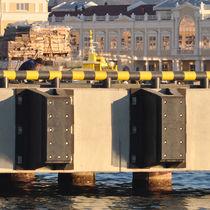 Parabordi per porto / per banchina / a forma di V
