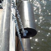 Parabordi per porto / per banchina / cilindrico