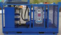 Unità energetica idraulica per barca / per nave / per skimmer per idrocarburi / con motore elettrico