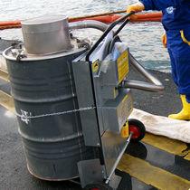 Inceneritore per navi di fanghi / per rifiuti
