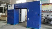Sistema di trattamento acque reflue / per cantiere navale / chimica