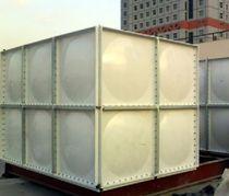 Serbatoio di acque usate / per cantiere navale / in fibra di vetro