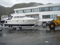 Rimorchio per movimentazione / di varo / per cantiere navale / idraulico