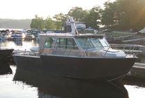 Barca da lavoro polivalente entrobordo / in alluminio
