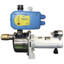 Gruppo di pressurizzazione accumulatore / pompa / per barca