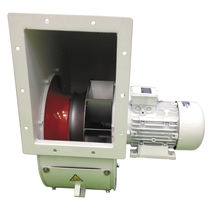 Ventilatore aspiratore di barca / per sala macchine / centrifugo