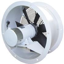 Ventilatore aspiratore di barca / per sala macchine / a elica