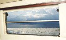 Finestra fissa / per yacht / in vetro