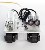 ROV subacqueo per ispezione di conduttura
