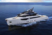 Motor-yacht da crociera / explorer / con cabina di pilotaggio / con scafo dislocante