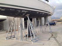 Invasi per barche a vela / a inclinazione regolabile