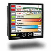 Pannello indicatore per nave / per yacht / di allarme / per impianto