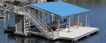 Pontile galleggiante / di ormeggio / di barca / in acciaio inossidabile