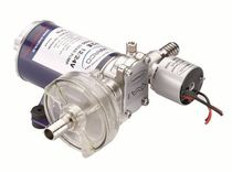 Pompa di barca / per pultirice ad alta pressione / ad acqua / elettrica