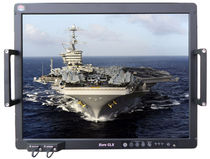 Panel PC per nave / da incasso / resistente alle vibrazioni / a tenuta stagna