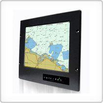 Schermo per nave / per barca / sistema di navigazione / di controllo