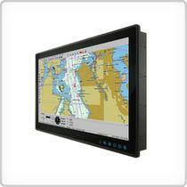 Schermo per nave / marino / multifunzione / touch screen