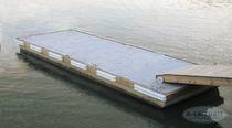 Pontile galleggiante / di ormeggio / per marina / in calcestruzzo