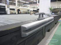 Bitta doppia / per pontile / in alluminio