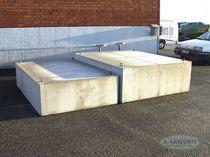 Galleggiante in cemento / per pontile