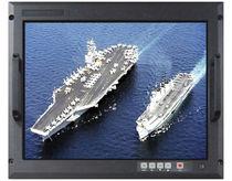 Schermo per barca a uso militare / multifunzione / leggibile al sole