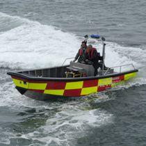 Barca di salvataggio entrobordo