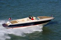 barca a motore : runabout entrobordo (con cabina) CORSAIR 28 Chris Craft