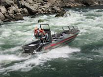 barca a motore : barca open entrobordo (idrogetto, alluminio)  Bentz Boats, LLC